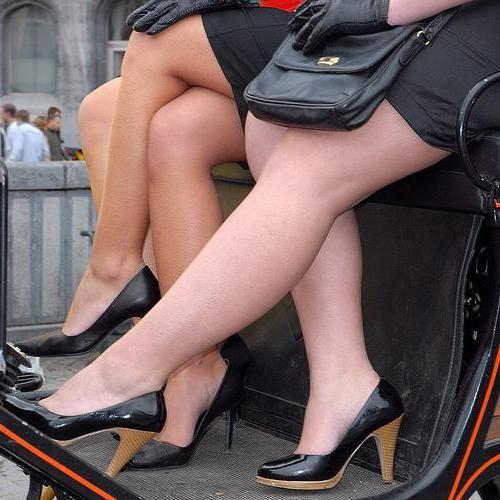 Удобная обувь-залог здоровья