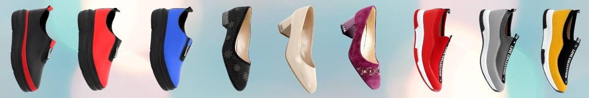 Новая коллекция туфель