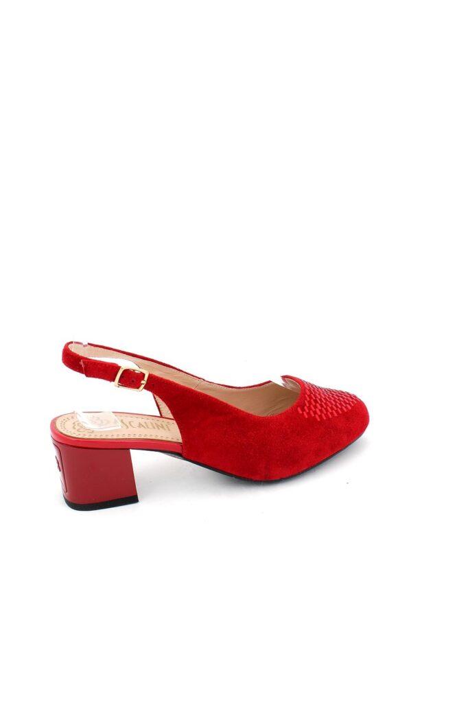 Туфли женские Ascalini W23611B