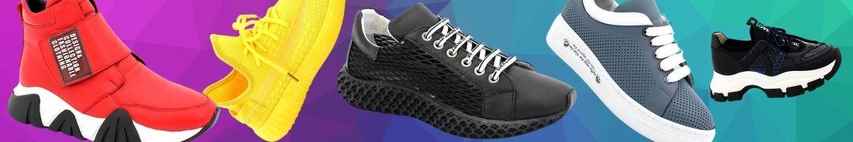 Стильные женские кроссовки 2021-2022