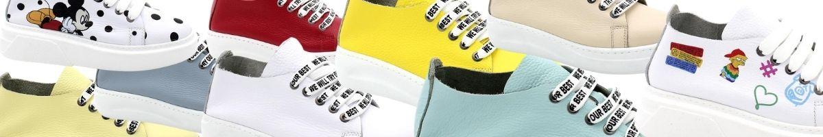 Новая коллекция кед от бренда Ascalini – сезон 2021