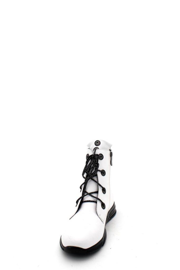 Полусапоги женские Ascalini W24558SB