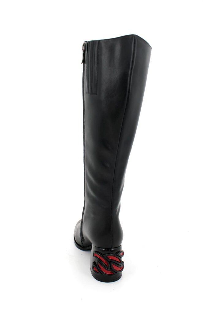 Сапоги женские Ascalini W24666B